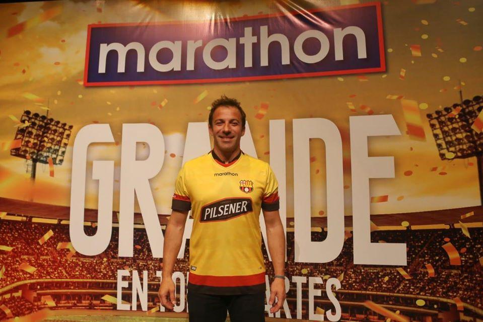 Camisas do Barcelona SC 2020 Marathon