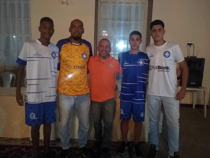 Camisas do Barra Mansa FC 2020 Citera