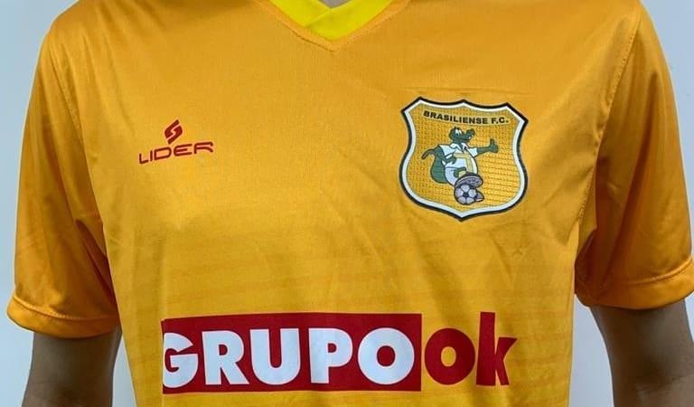 Camisas do Brasiliense 2020 Líder Sport