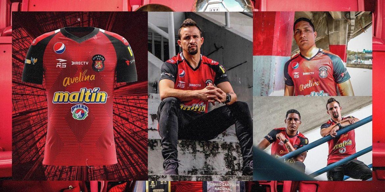 Camisas do Caracas FC 2020