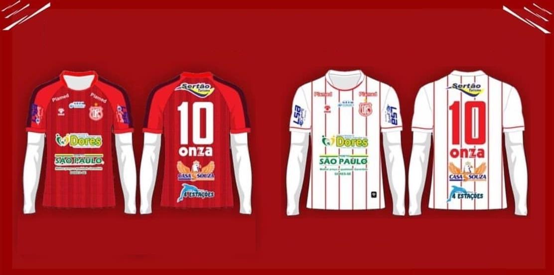 Camisas do Dorense 2020 Onza