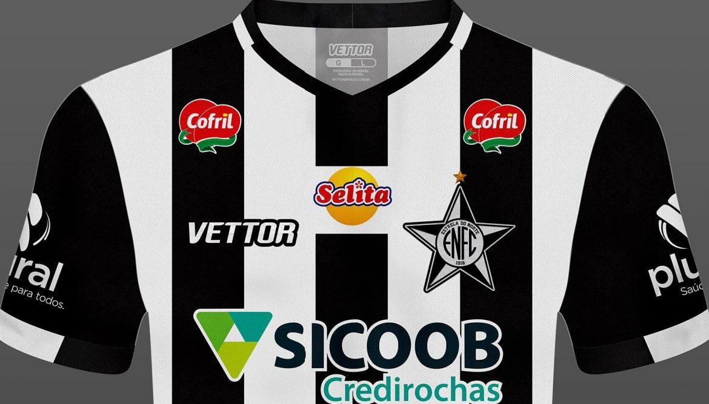 Camisas do Estrela do Norte FC 2020 Vettor Sports