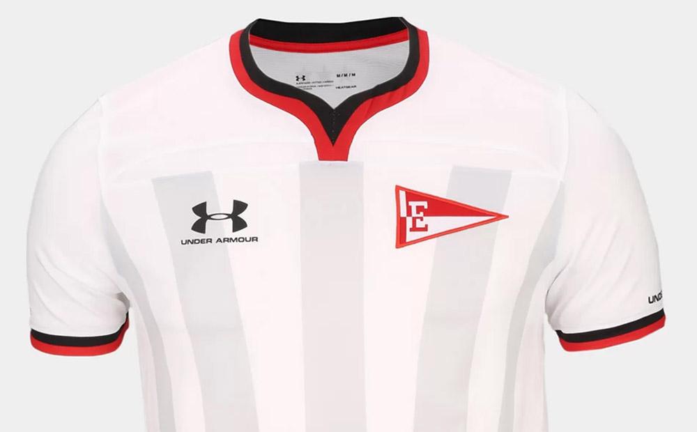 Camisas do Estudiantes de La Plata 2020 Reserva abre