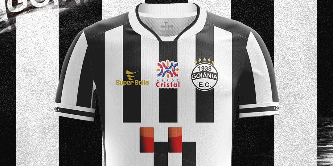 Camisas do Goiânia EC 2020 Super Bolla