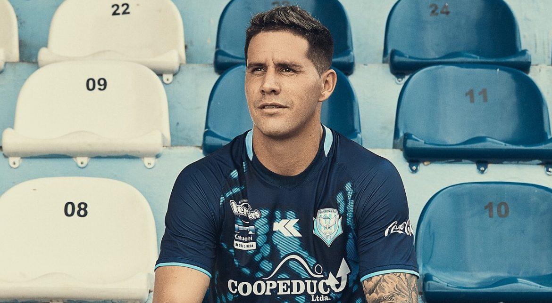 Camisas do Guaireña FC 2020 Kyrios Sport