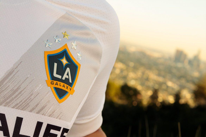 Camisas do LA Galaxy 2020 Adidas 5