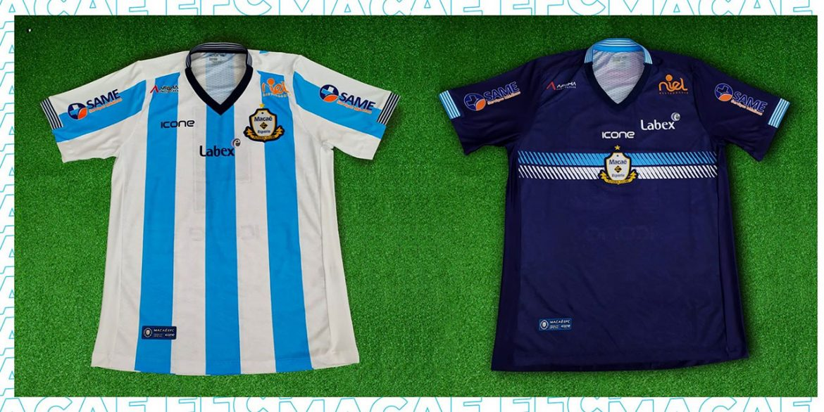 Camisas do Macaé 2020 Ícone Sports abre