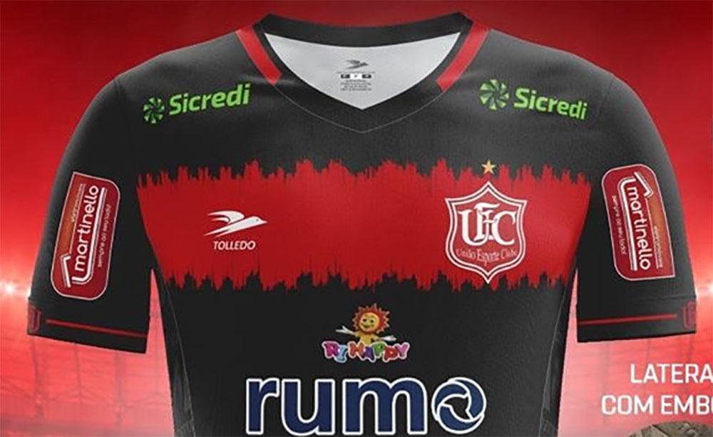 Camisas do União Rondonópolis 2020 Tolledo Sports