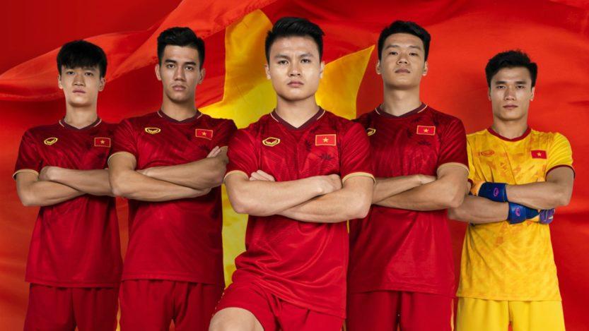 Camisas do Vietnã 2020 Grand Sport