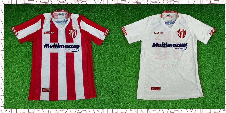 Camisas do Villa Nova-MG 2020 Ícone Sports
