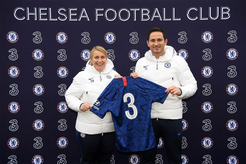 Chelsea FC Three 2020-2021
