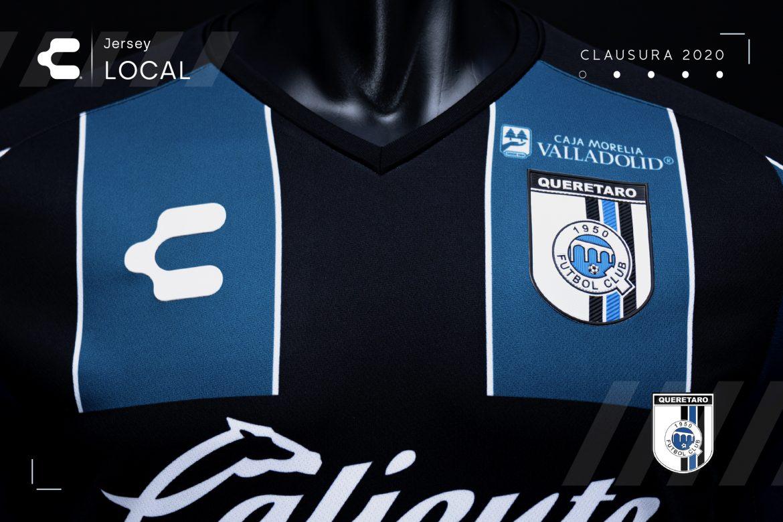 Camisas do Querétaro FC 2020
