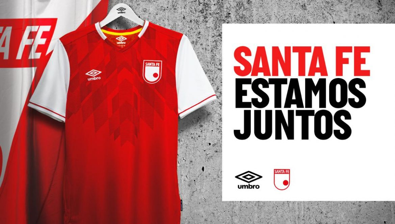 Camisas do Independiente Santa Fe 2020