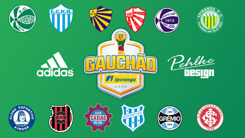 Leitor MDF Camisas do Gauchão 2020 Adidas (Bruno Pehlke)
