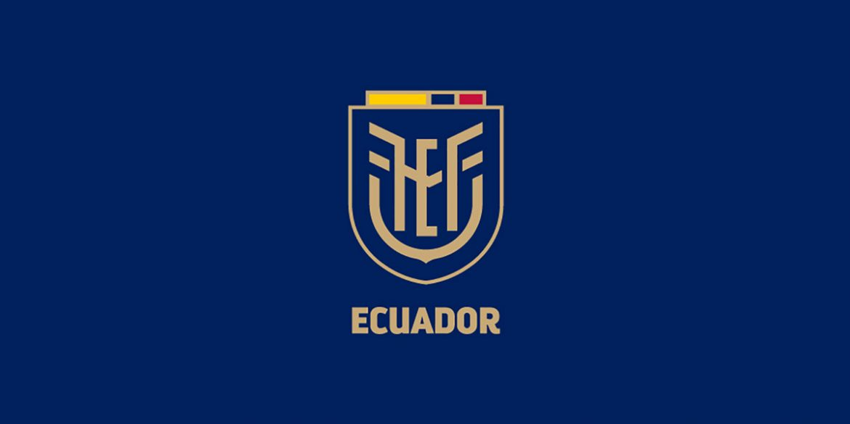 Novo escudo da Seleção do Equador