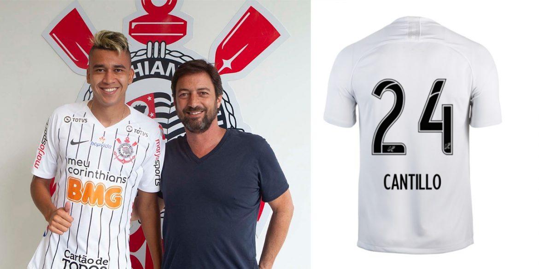 Victor Cantillo 24 Corinthians abre