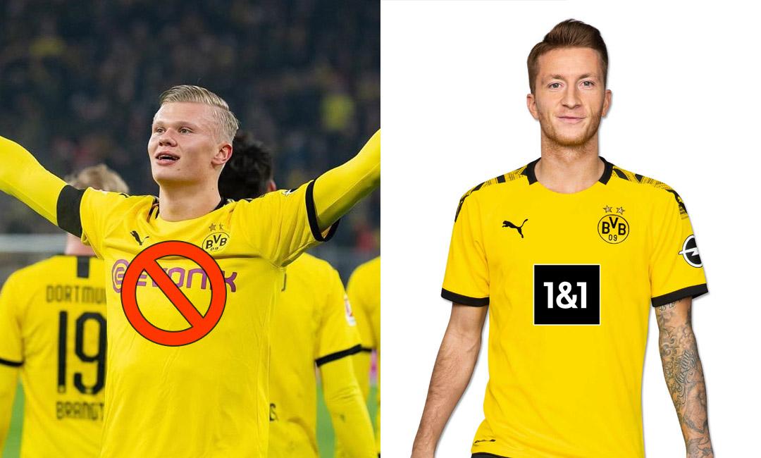 1e1 Borussia Dortmund Bundesliga