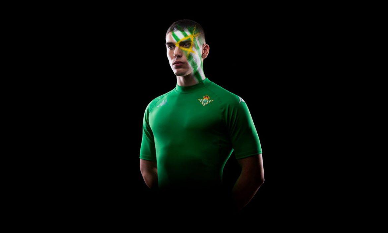 Camisa Kombat 2000 Real Betis 2020