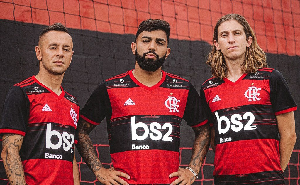 Camisa do Flamengo 2020 Adidas
