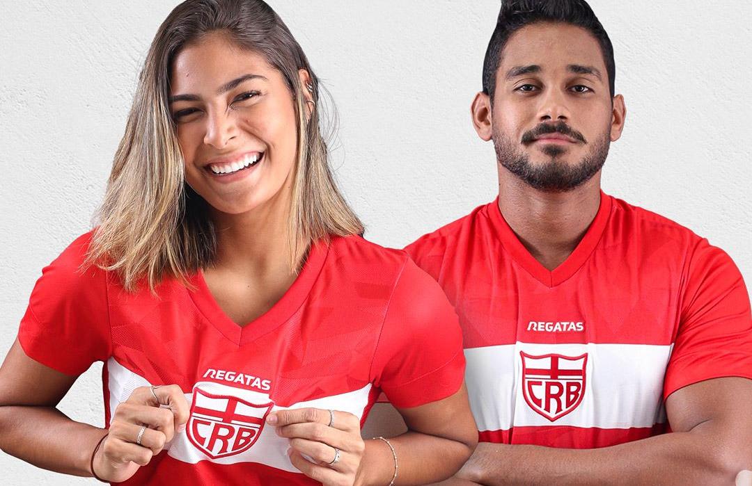 Camisas do CRB 2020 Regatas abre