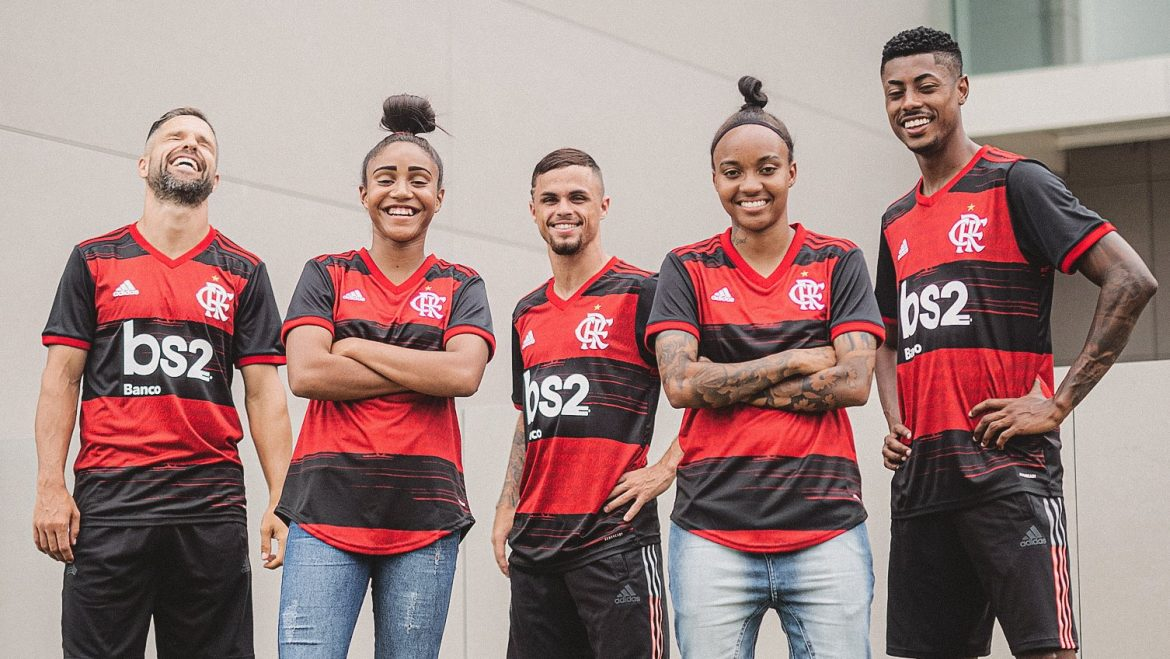 Camisas do Flamengo 2020-2021 Adidas