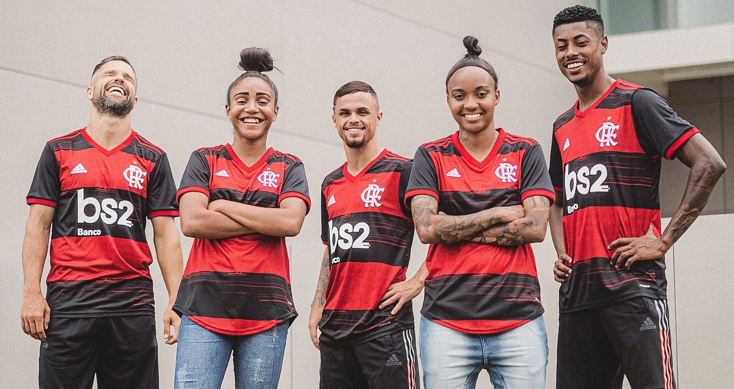 Camisas do Flamengo 2020-2021 Adidas