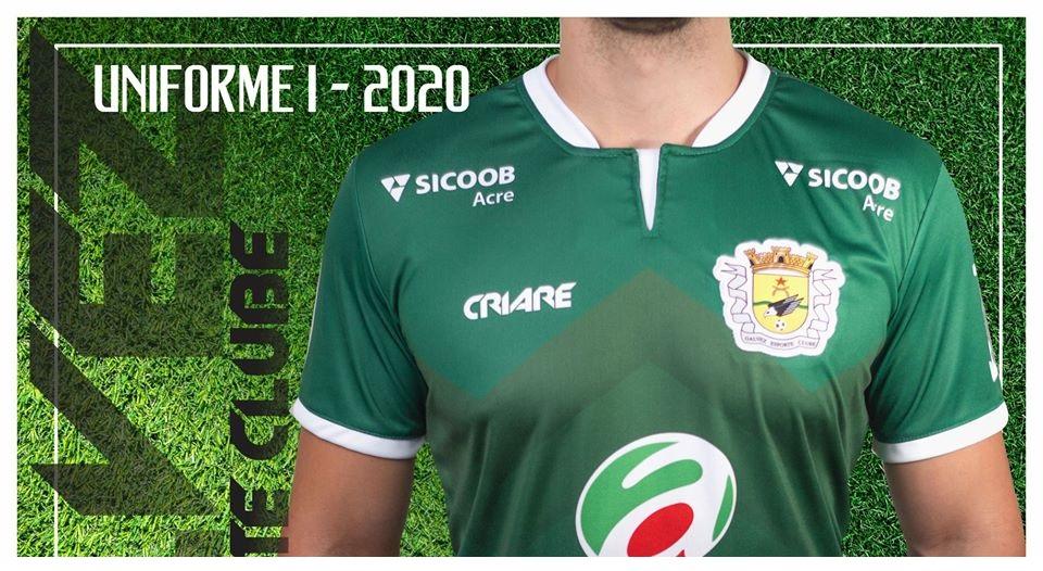 Camisas do Galvez 2020 Criare Sports