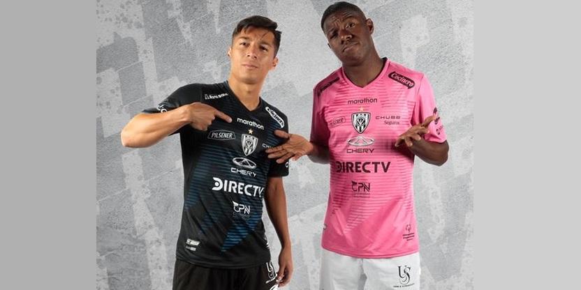 Camisas do Independiente Del Valle 2020 Marathon