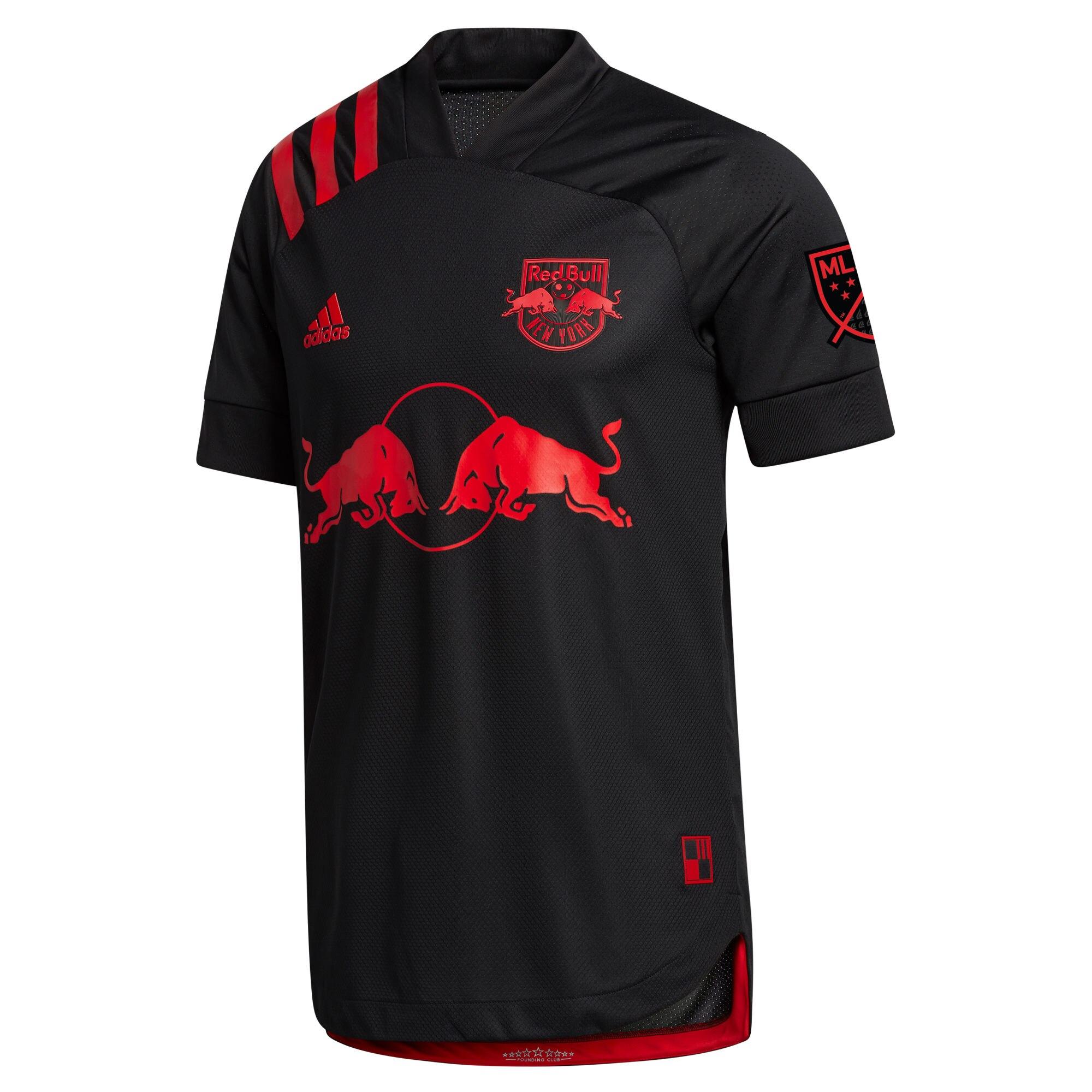 Pedicab Prestador Para editar  Novas camisas do New York Red Bulls 2020 Adidas MLS » MDF
