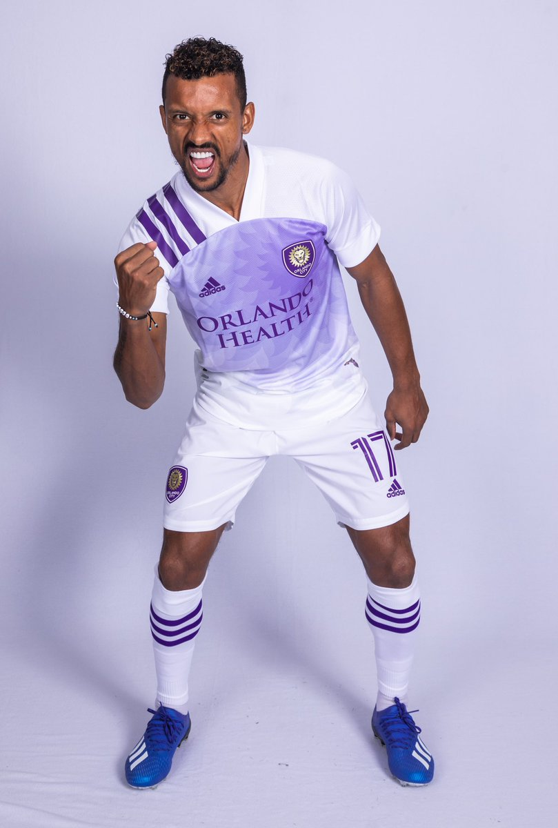 Camisas do Orlando City 2020 Adidas Reserva