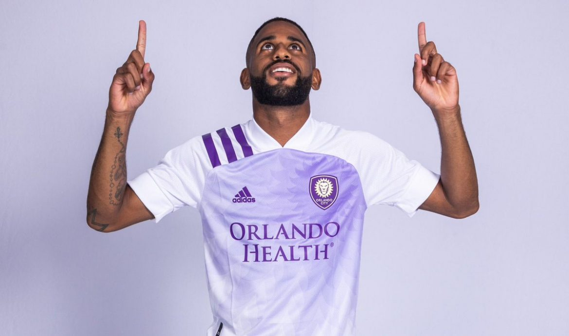 Camisas do Orlando City 2020 Adidas Reserva