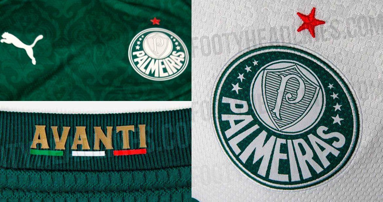 Camisas do Palmeiras 2020 PUMA