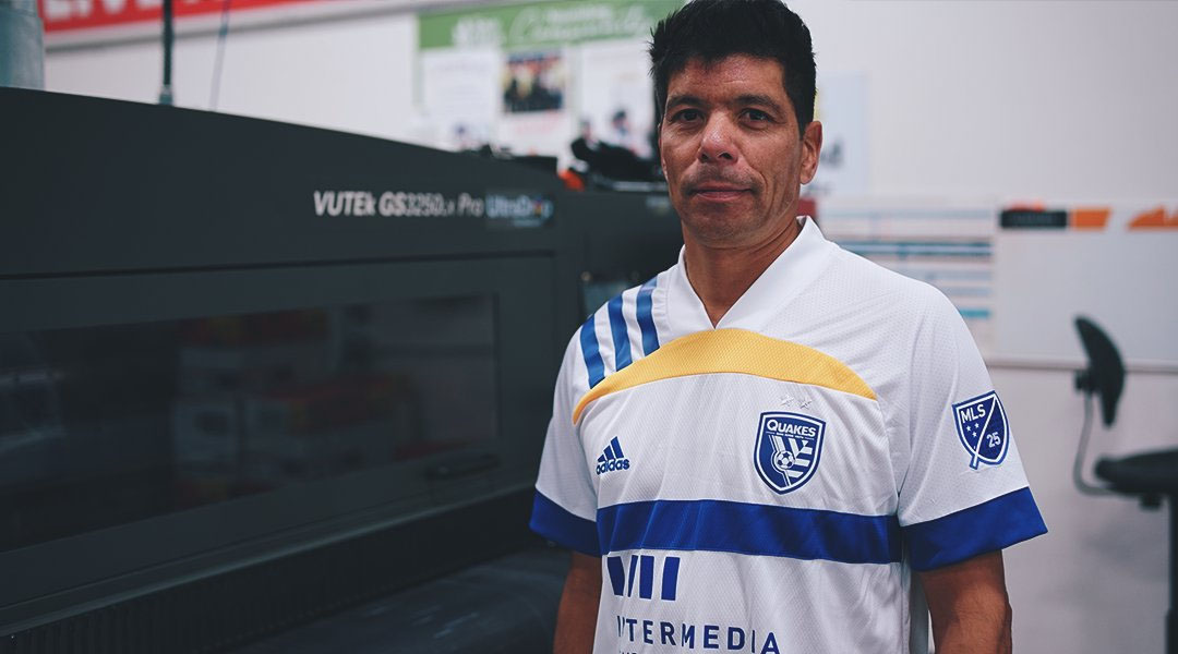 Camisas do San Jose Eartquakes 2020 Adidas abre