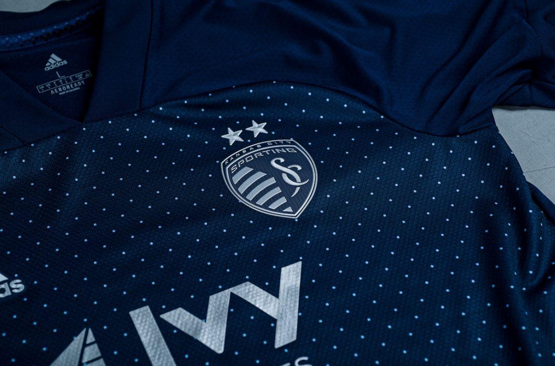 Camisas do Sporting Kansas City 2020 Adidas abre