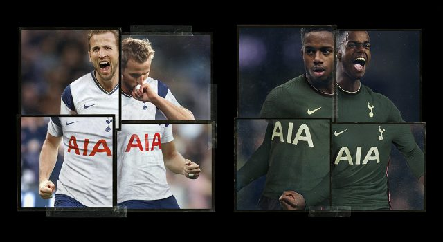 Camisas do Tottenham 2020-2021 Nike