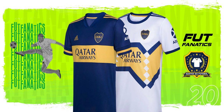 Camisas do Boca Juniors e outros lançamentos na FutFanatics