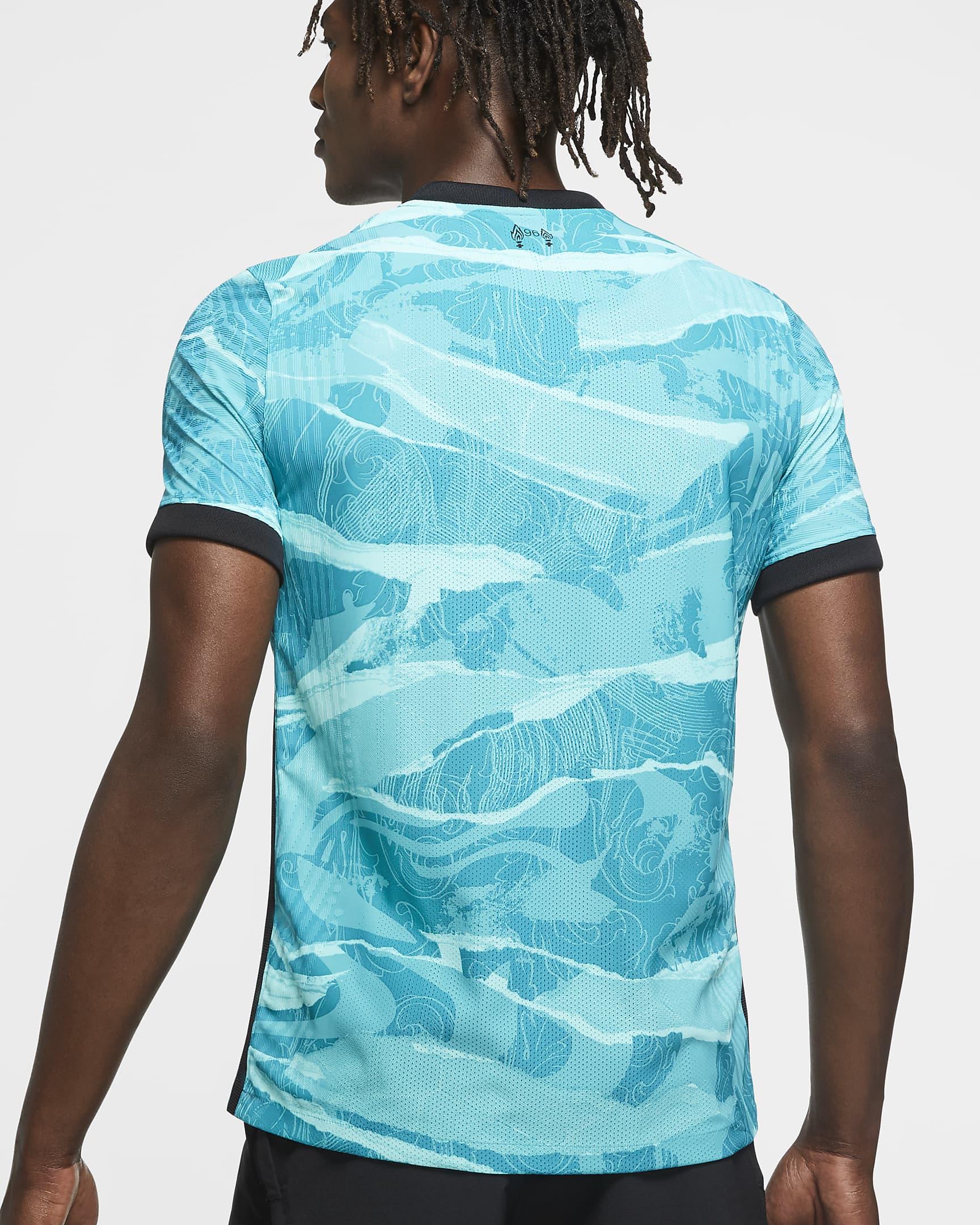 Novas Camisas Do Liverpool 2020 2021 Nike Mantos Do Futebol