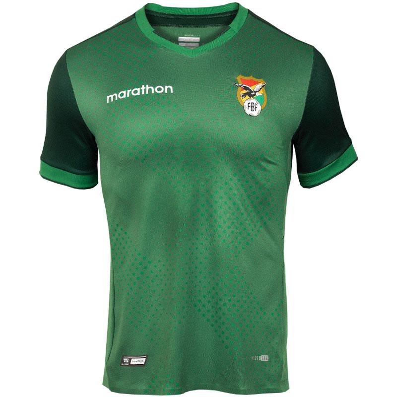 Camisas da Bolívia Copa América 2021 Marathon