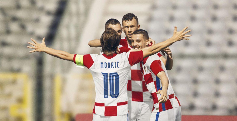 Camisas da Croácia 2020-2021 Nike a