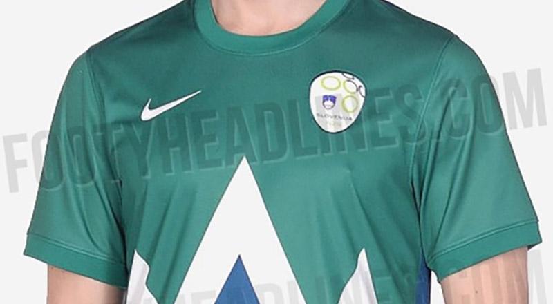 Camisas da Eslovênia 2020-2021 Nike
