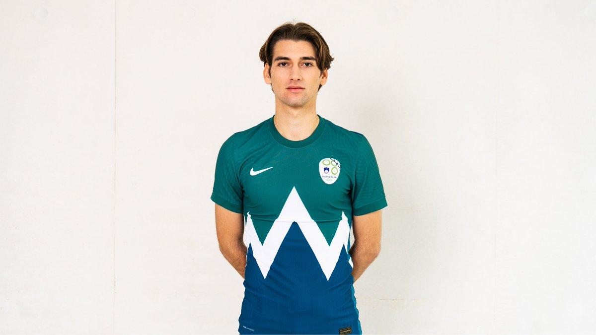 Camisas da Eslovênia 2020 Nike