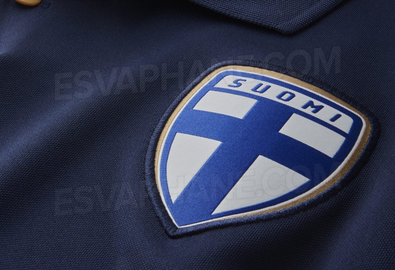 Camisas da Finlândia 2020 Nike