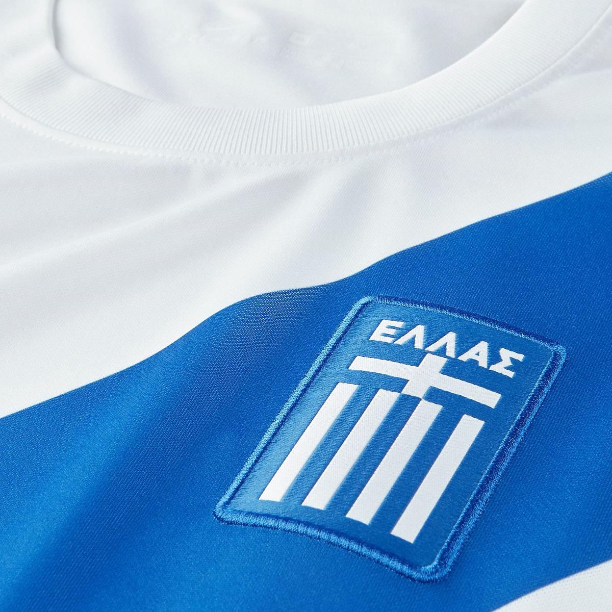 Camisas da Grécia 2020-2021 Nike