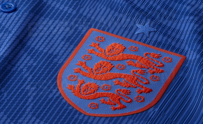 Camisas da Inglaterra 2020-2021 Nike abre