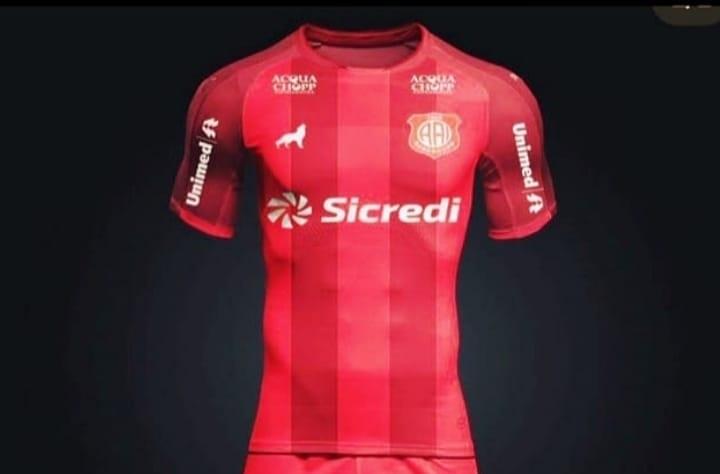 Camisas da Inter de Bebedouro 2020