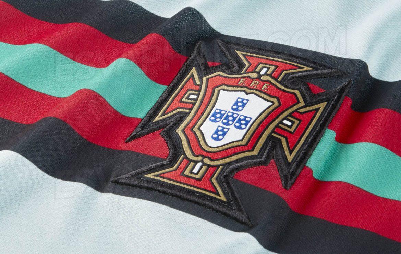 Camisas de Portugal 2020-2021 Nike abre