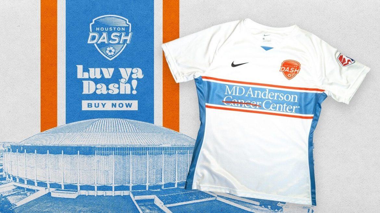 Camisas do Houston Dash 2020 Nike