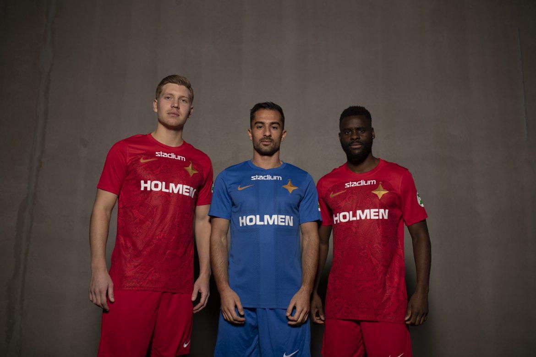 Camisas do IFK Norrköping 2020-2021 Nike