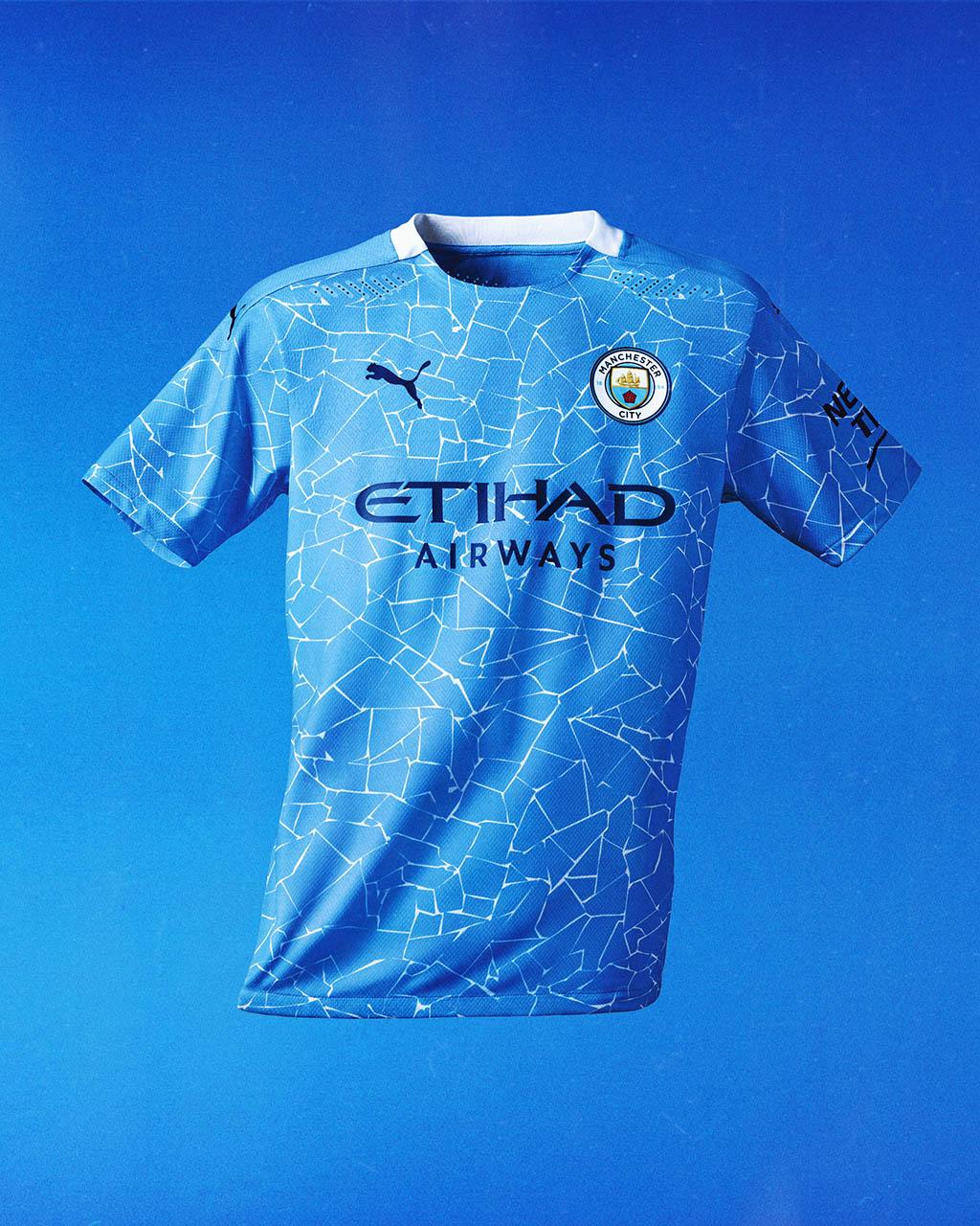Novas Camisas Do Manchester City 2020 2021 Puma Mantos Do Futebol