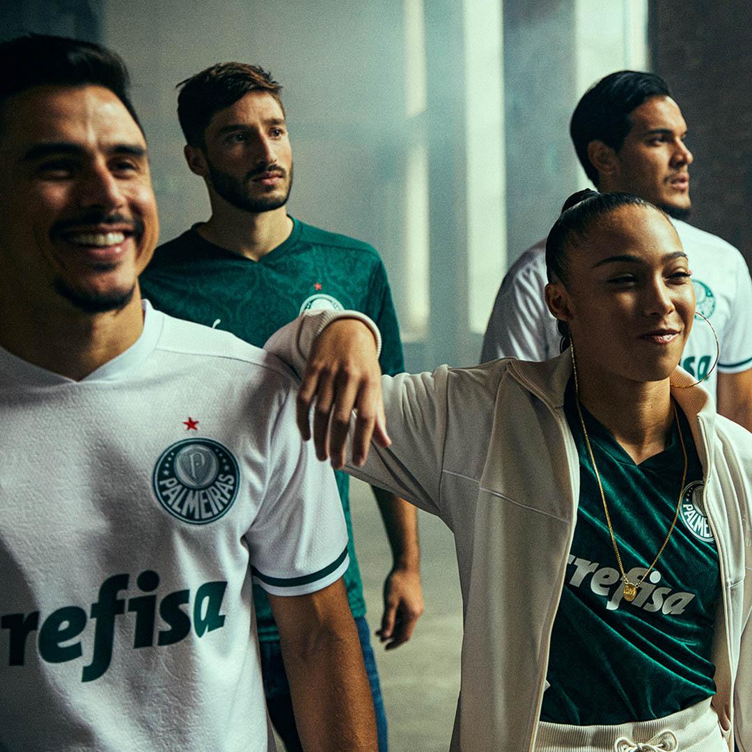 Camisas do Palmeiras 2020 PUMA 4